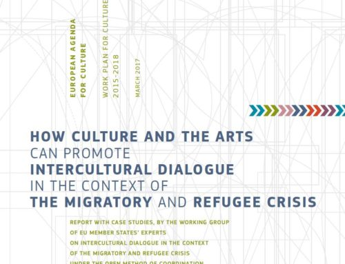 How culture and the arts can promote intercultural dialogue in the context of the migratory and refugee crisis ?